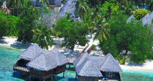 BANDOS ISLAND RESORT AND SPA 4****